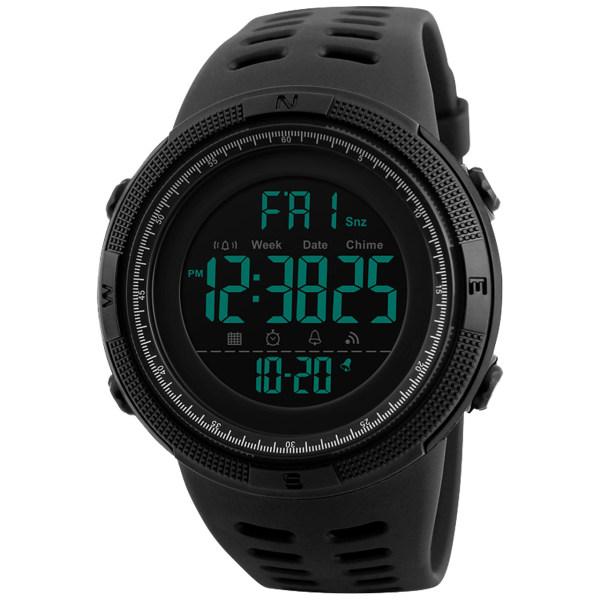 ساعت مچی دیجیتال اسکمی