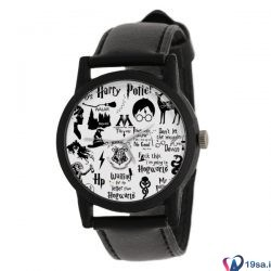 ساعت مچی عقربه ای والار طرح هری پاتر