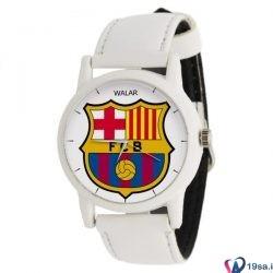 ساعت مچی عقربه ای والار طرح بارسلونا