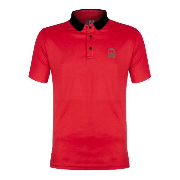 پولوشرت ورزشی مردانه ای.اچ.ای قرمز