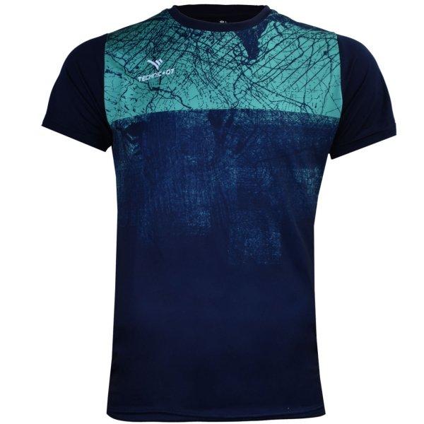 تی شرت مردانه تکنیک پلاس 07 ابی