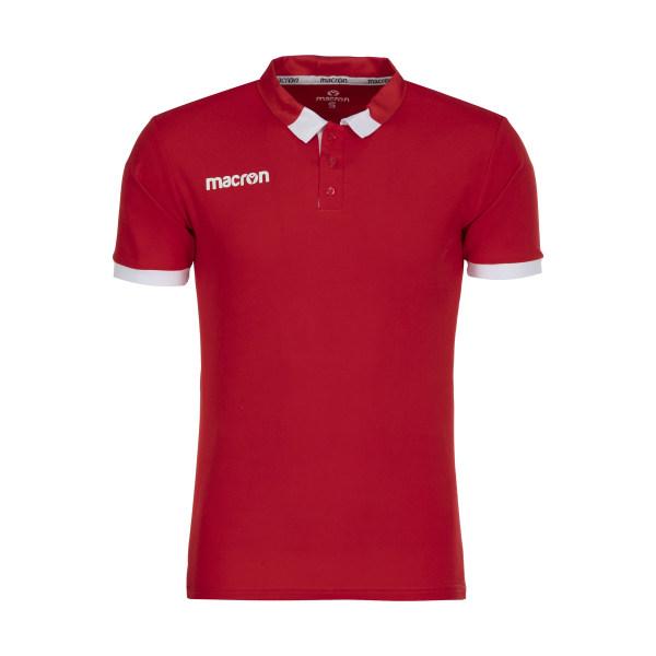 پولوشرت ورزشی مردانه مکرون قرمز