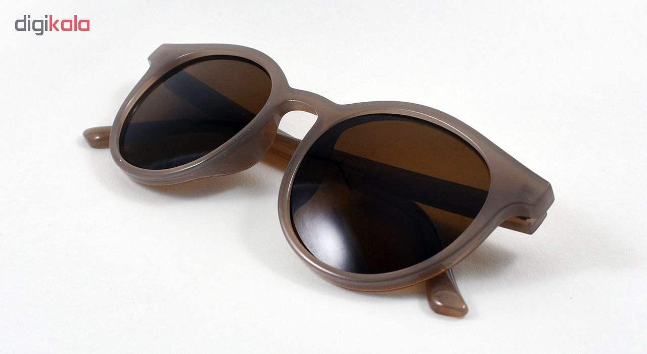 عینک آفتابی شیشه قهوه ای
