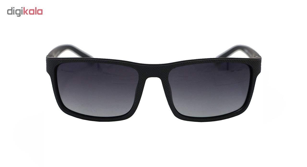 عینک آفتابی زنانه فرم مستطیلی