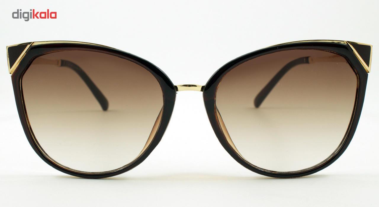 عینک آفتابی زنانه فرم گربهای