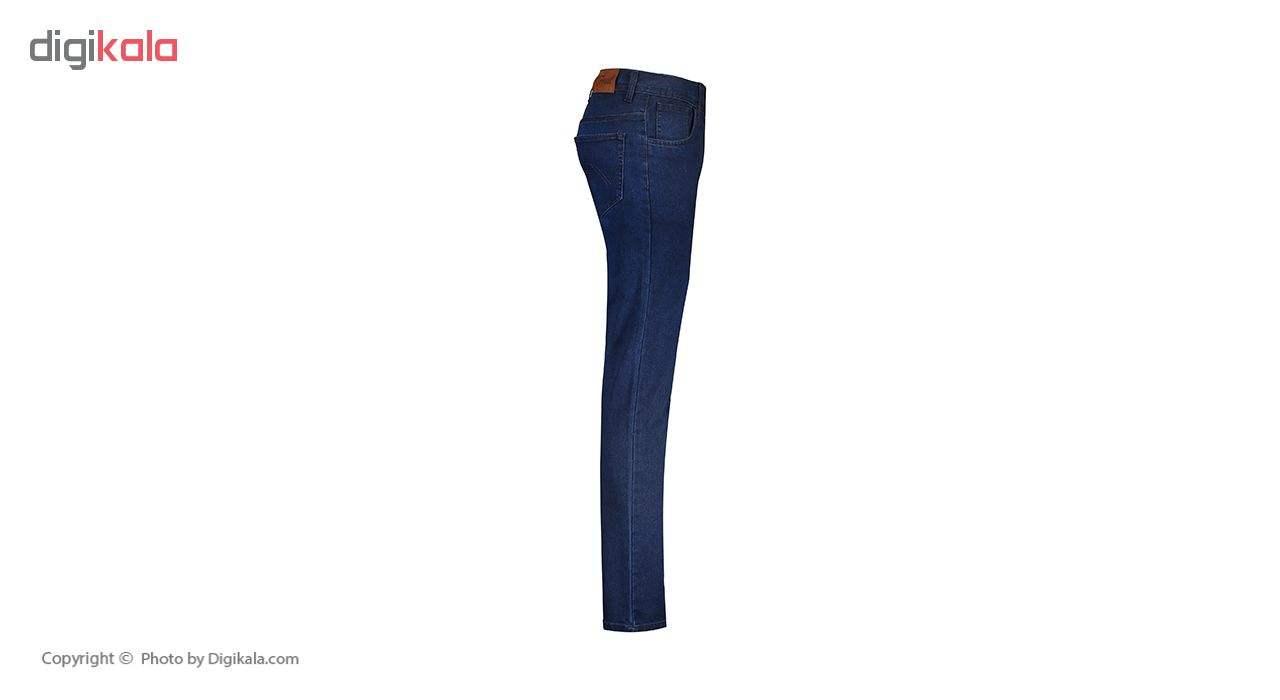 شلوار جین مردانه ساده