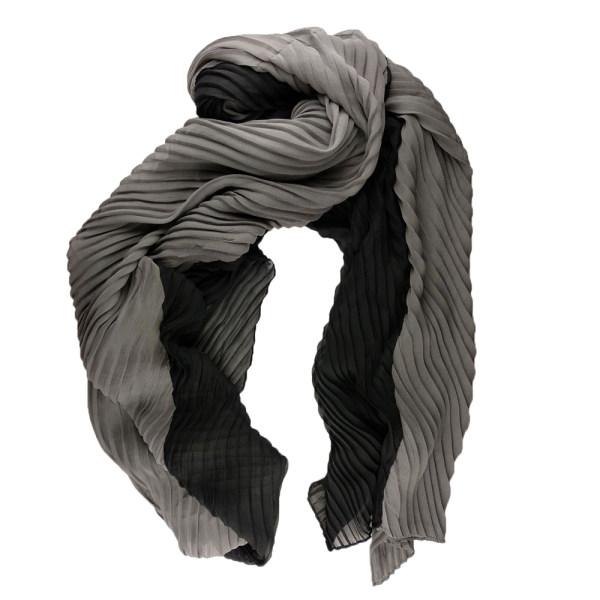 روسری پلیسه حریر