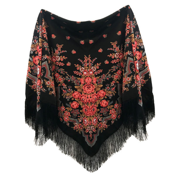 روسری سنتی ریشه دار