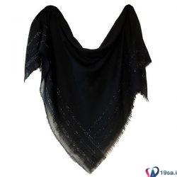 روسری لمه دار